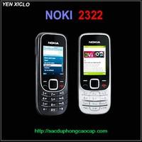 Nokia 2322 Pin Zin Sạc Đầy Đủ