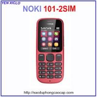 Nokia  N101 Zin 2Sim Pin Sạc Đầy Đủ