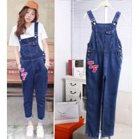 quần yếm jeans TF Mã: QD1251