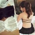 Áo bra ren đan dây lưng nhập khẩu Thái lan