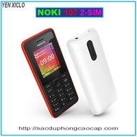 Nokia 107 Zin- 2 Sim Pin Sạc Đầy Đủ