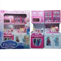 Bộ đồ chơi nhà bếp frozen elsa nữ hoàng băng giá