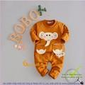Bán sỉ quần áo trẻ em bộ quần áo xuân thu bé trai GLSET034