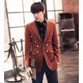 áo khoác blazer thanh lịch Mã: NK0967 - NÂU