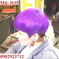 Tóc Giả Nam Hàn Quốc Tặng Lưới - D35