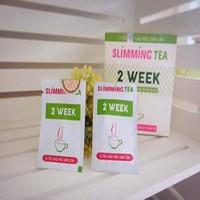 Cốt Trà Thảo Mộc Giảm Cân Slimming Tea - Liệu trình 14 ngày