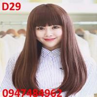 Tóc giả nữ Hàn Quốc D29