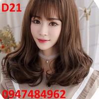 Tóc giả nữ Hàn Quốc D21