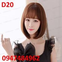 Tóc giả nữ Hàn Quốc D20