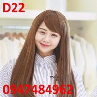 Tóc giả nữ Hàn Quốc D22