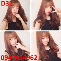 Tóc giả nữ Hàn Quốc D32