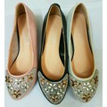 giày búp bê đá