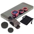 Lens chụp hình cho điện thoại Universal Clip Lens