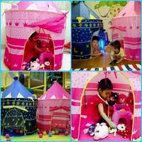 Lều vui chơi cho bé