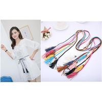 Thắt lưng dây nịt nữ kiểu dáng đan rít cói--VSNTL0010