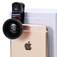 Lens Cam Selfie chụp ảnh tự sướng góc rộng