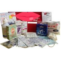 Combo đồ dùng Tủ thuốc gia đình - Tủ thuốc y tế gia đình