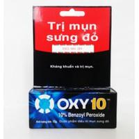 Kem trị mụn OXY 10