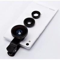 Lens Điện Thoại 3in1 Đa Năng