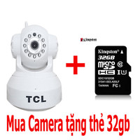 Camera IP wi-fi TCL siêu nét - Camera TCL
