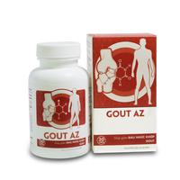 Gout AZ- Giúp giảm đau, tan cục Tophi do bệnh gút