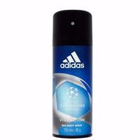 Xịt khử mùi toàn thân nam UEFA  Champions League Star Edition