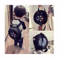 Balo bánh xe cho bé đi học