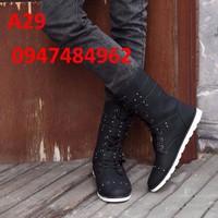 Giày Boot Nam A29