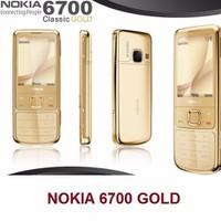 Điện thoại Nokia 6700 GOLD đẳng cấp chính hãng FULL BOX