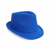 Mũ phớt màu xanh