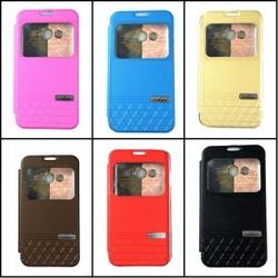 Bao da iPhone 5-5s-Se hiệu Oskar mẫu Tam giác
