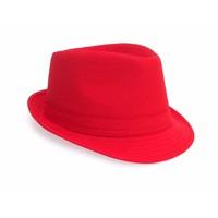 Mũ phớt màu đỏ