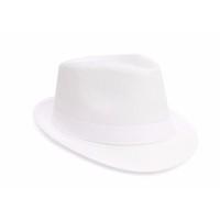 Mũ phớt màu trắng