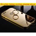 ỐP LƯNG TRÁNG GƯƠNG IPHONE 6PLUS