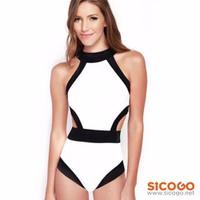 Áo tắm 1 mảnh Sicogo 2017