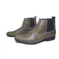 Giày boot da bò thật. BH: 12 tháng.MS : B85