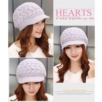 Mũ Len nữ thời trang Flancoo SP877