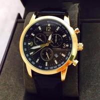 đồng hồ kim chống nước kính tinh thể saphire mã TS03D