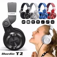 Headphone Bluetooth BLUEDIO T2 V4.1 - Hàng nhập khẩu