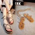 Giày sandal chiến binh dây xỏ ngón V2 còn nâu