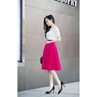 Chân váy xòe - chân váy công sở - chân váy thời trang