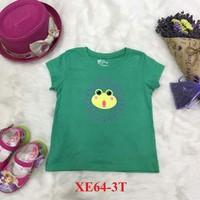 Áo họa tiết trẻ em 6M-4T