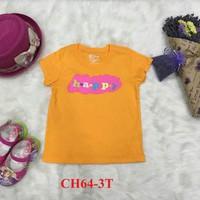 Áo cotton trẻ em 6M-4T