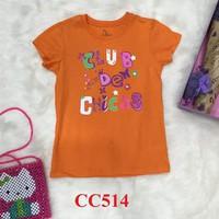 Áo thun trẻ em cao cấp size 5-8T
