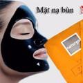 Combo 10 Mặt Nạ Bùn Non Lột Mụn Naturgo Shiseido