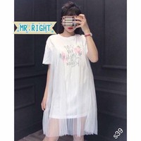 Đầm ren so cute