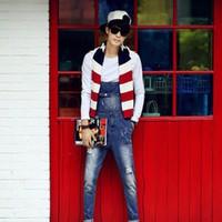 quần jeans yếm rách coca cola Mã: ND0665