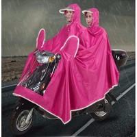 Áo mưa đôi tiện dụng