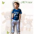 Bộ quần áo thun rocker body cho bé trai