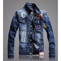 áo khoác jeans versus 89 Mã: NK1006 - XANH